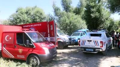 Eğirdir Gölü'nde kaybolan kişi aranıyor - ISPARTA