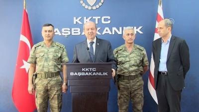 KKTC'ye düşen cismin S-200 füze parçası olduğu açıklandı - LEFKOŞA