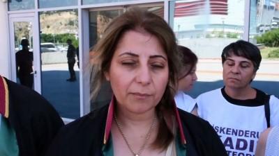 cinsel taciz - Kocasını öldürdüğü öne sürülen kadınının yargılandığı dava - HATAY