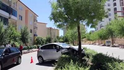 Trafik kazası: 1 yaralı - ELAZIĞ
