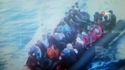multeci -  Ege Denizi'nde düzensiz göçmen akını devam ediyor