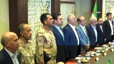 - İran heyeti Hakkari'de