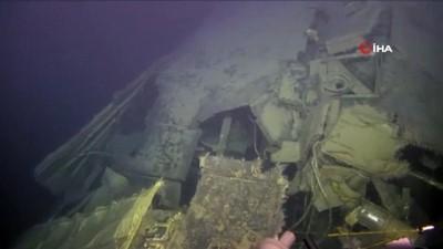- Norveç'te Batan Sovyet Denizaltısı Yüksek Seviyede Radyasyon Yayıyor