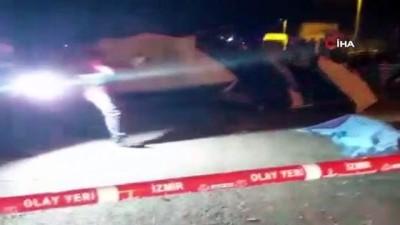 Ödemiş'te yürek yakan kaza: 2 kişi öldü, bir kişi ağır yaralandı