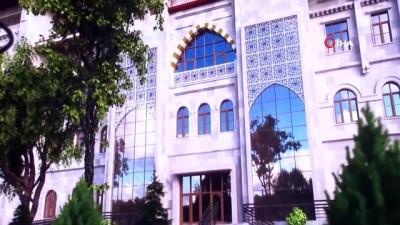 temel atma toreni -  Sincan Belediyesi Kültür ve Kongre Merkezi'nin temelleri atıldı