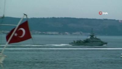 nani -  Yunan savaş gemisinde ilginç detay