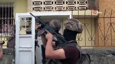 safak vakti -  Adana'da DHKP-C operasyonu: 8 gözaltı kararı
