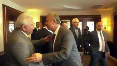 mansur yavas - ATO Başkanı Baran, Başkan Yavaş'a ziyaret
