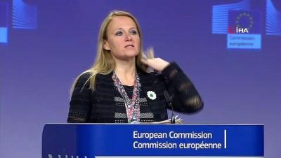 - Avrupa Komisyonu'nda Türkiye'ye Yaptırım Tartışması - Doğu Akdeniz'de Sondaj Faaliyetleri Nedeniyle Türkiye'ye Yardımlar Kesilebilir