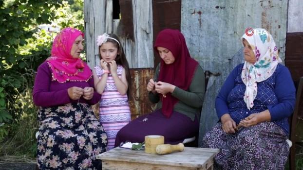renkli hayat -  Bu kez başrolde gerçek 'Karadeniz kadınları' yer aldı