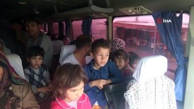 multeci -  Çanakkale'de Afganistan uyruklu 52 mülteci yakalandı