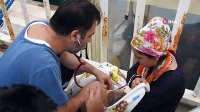 Çeşme'de 133 göçmen ölüme yolculukta yakalandı