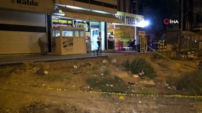 silahli saldirgan -  Diyarbakır'da silahlı saldırı: 1 yaralı