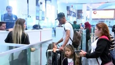 ispanya - Fernando Reges, Türkiye'den ayrıldı