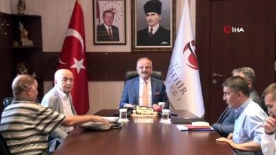 kalamis -  Fethi Yılmaz Sezer Yaşlı Bakım ve Rehabilitasyon Merkezi Protokolü imzalandı