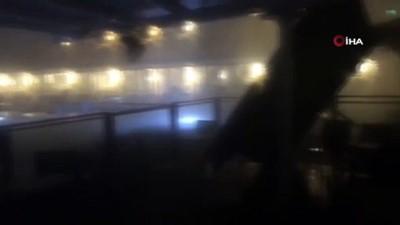 siddetli yagis -  - Yunanistan'da Fırtına: 6 Turist Öldü, 30 Yaralı