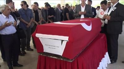 akciger kanseri -  Dengir Mir Mehmet Fırat'ın cenaze namazı kılındı