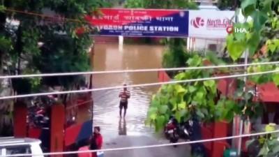 tarim arazisi -  - Hindistan'da Sel Felaketi: 3 Ölü, Onlarca Kayıp