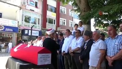 cenaze araci -  Kore gazisi son yolculuğuna uğurlandı