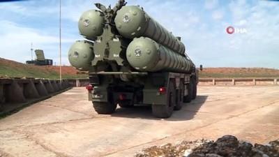 argo -  - Rusya: 'S-400 Teslimatına Başlandı'