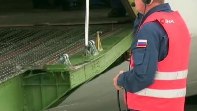 argo -  - Rusya Savunma Bakanlığı S-400'lerin yükleme görüntülerini yayınladı