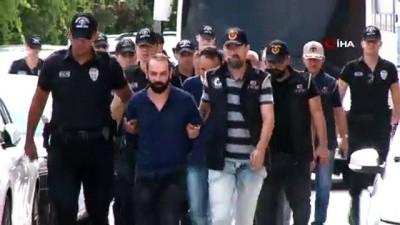 yakalama karari -  Savcı Kiraz'ın şehit edildiği görüntüleri yayınlayanlar adliyeye sevk edildi