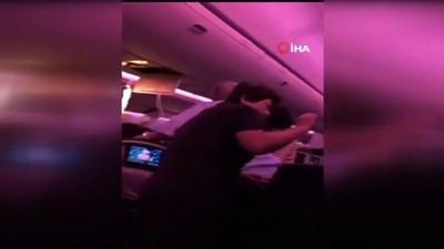 agir yarali -  - Türbülansa Giren Air Canada Uçağı Acil İniş Yaptı: 39 Yaralı