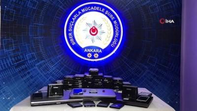 Türk vatandaşlarımın kimlik bilgilerini ele geçirip üçüncü şahıslara satan çete çökertildi