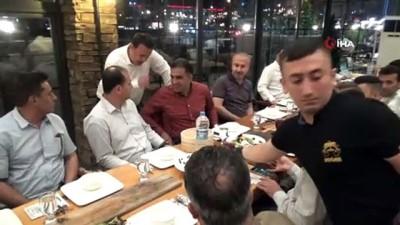 misyon -  TÜRSAB, Kuzey Iraklı tur operatörlerini Diyarbakır'da ağırladı