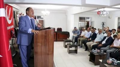"""Yeniden Refah Partisi Genel Başkan Yardımcısı Bahattin Sungur: """"Bize kimse ne yapacaksınız diye soru soramaz, Erbakan hoca ne yaptıysa biz onu yapacağız"""""""