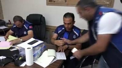 Yozgat'ta zabıtadan dilenci operasyonu
