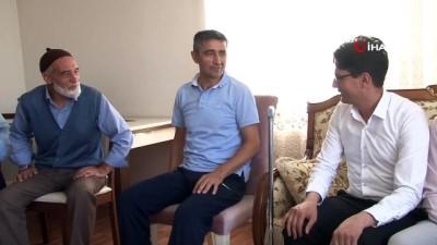 uttu -  YTB'den 15 Temmuz Gazisine anlamlı ziyaret