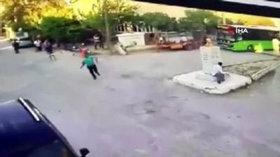 nayet zanlisi -  Amca ve yeğenin tüfekle öldürülmesi güvenlik kamerasında