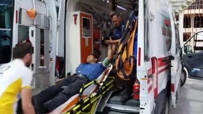 mermi -  Komiser yardımcısı silah temizlerken elinden vuruldu