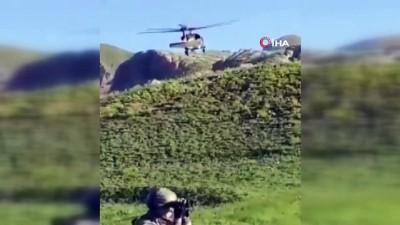 Milli Savunma Bakanlığı duyurdu 'Pençe-2' Operasyonu başladı