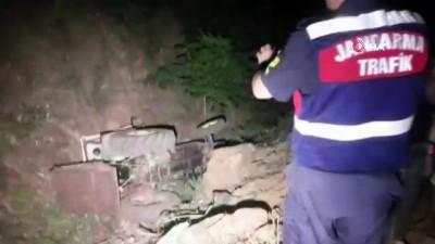 guvenlik onlemi -  Nazilli'de traktörün altında kalan baba ile kızı hayatını kaybetti