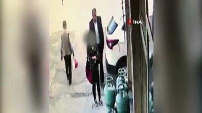 cinsel taciz -  Tatvan'da 'cinsel taciz' skandalı kamerada
