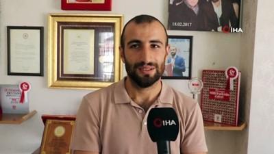 15 Temmuz Gazisi Enes Gün o gece yaşadıklarını anlattı