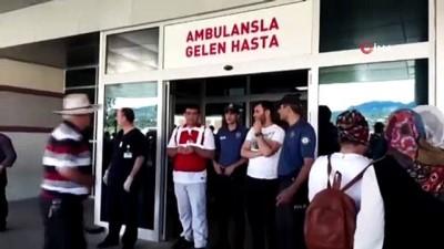 Giresun'da minibüs şarampole yuvarlandı: 4 ölü, 8 yaralı