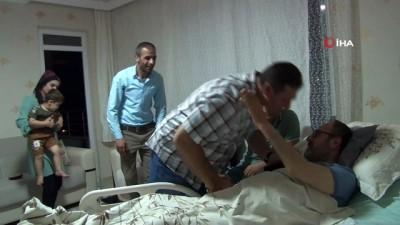 cumhurbaskani -  Mardin'de 15 Temmuz gazilerine ziyaret