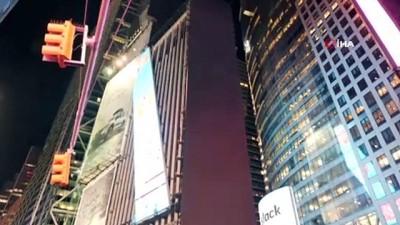 - New York Karanlığa Gömüldü: 70 Bin Ev Ve İş Yeri 5 Saat Elektriksiz Kaldı