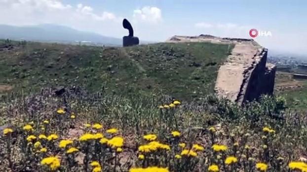 hapishane -  Tarihi Tabya Kars'ın savunmasında kullanılmıştı, şimdi içler acısı durumda