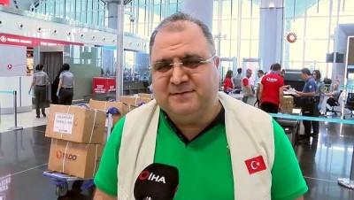 saglik ekibi -  Türk sağlıkçılar, Tanzanya'da 5 bin hastayı tedavi edecek