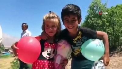 4 yaşında terör kurbanı olan, Minik Nupelda'nın cenazesi morgdan alındı