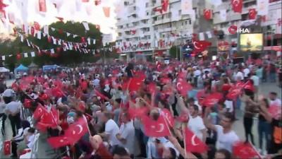 kalaba -  Antalya'da 15 Temmuz Milli Birlik Yürüyüşü