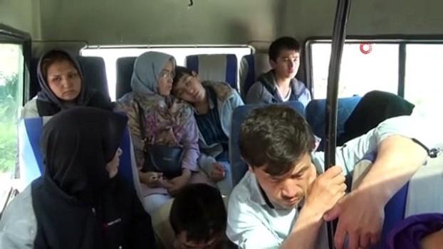 nani -  Çanakkale'de 24 mülteci yakalandı
