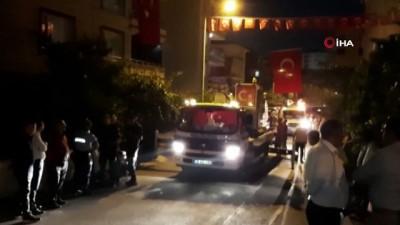 İzmir'e şehit haberi düştü