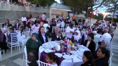 Şehit aileleri ve Gaziler Milli Bilik günü etkinliğinde bir araya geldi