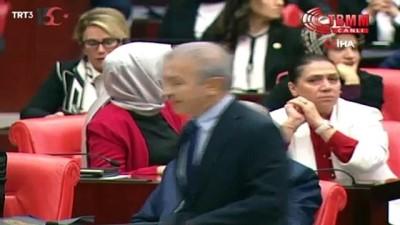 TBMM Genel Kurulu'nda CHP Grup Başkanvekili Engin Özkoç'un sözleri tartışma çıkardı