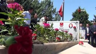 Tokat'ta 15 Temmuz etkinlikleri şehitlik ziyaretiyle başladı